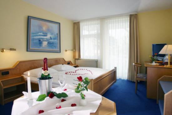 Akzent Waldhotel Rugen : Room