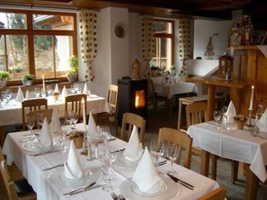 Akzent Hotel Forellenbach: Gastronomy