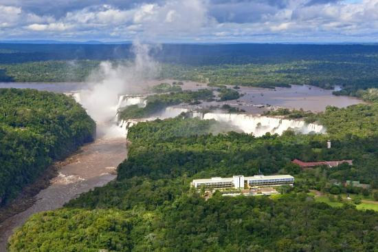 Sheraton Iguazu Resort & Spa: Location
