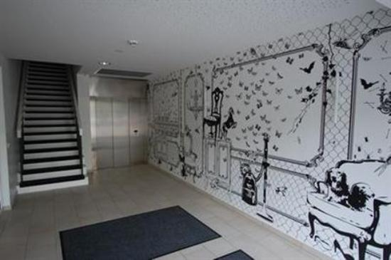 Hotel Perlach: Interior