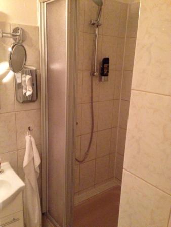 Hotel Franken: Shower