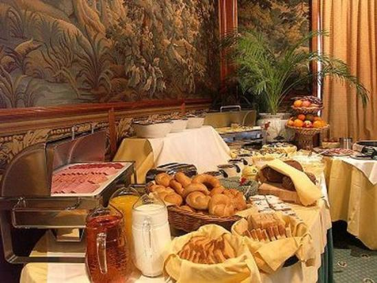 Altwienerhof: Gastronomy