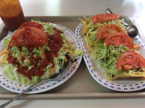 King Tacos Yono : タコライスチーズ野菜&タコス