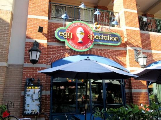 eggspectations restaurant in silver spring