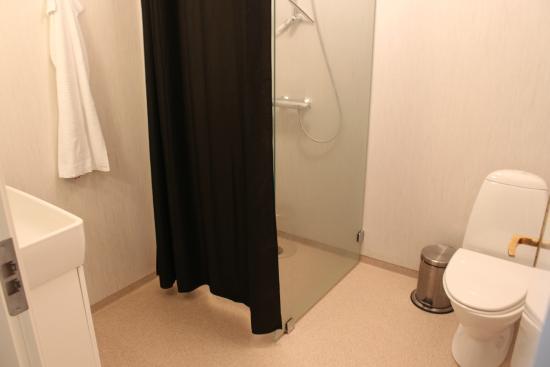 Bed & Breakfast PostGaarden: bagno doccia