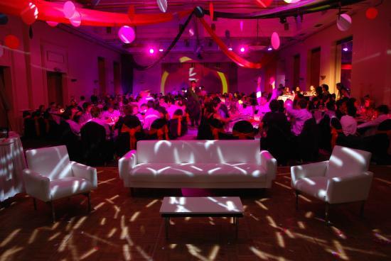 Austral Express: Salón de eventos