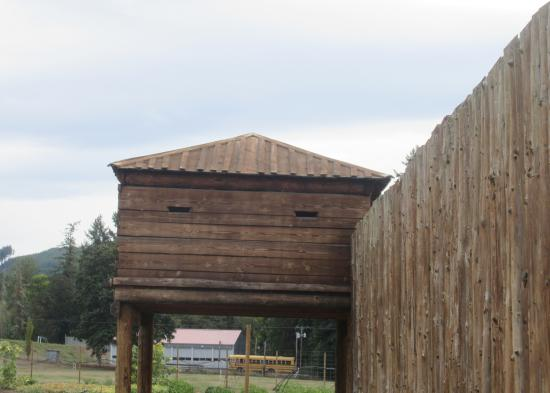 Fort Umpqua, Elkton, Oregon