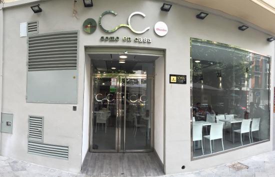 Cafeteria Restaurante Como En Casa