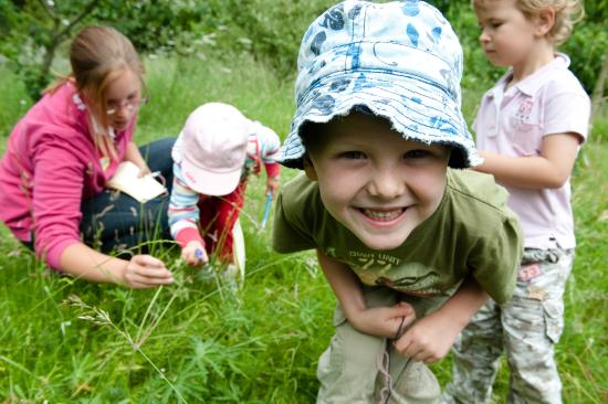 Iver Heath, UK: Iver Environment Centre community event