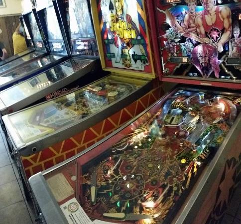 Mystic Krewe Pinball Parlor