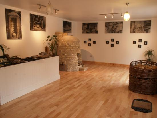 Roscommon, Ireland: Visitor Centre