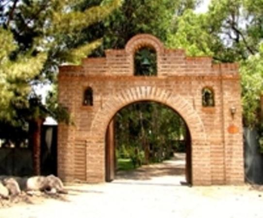 Quinta San Carlos: Exterior
