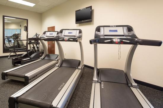 Drury Inn & Suites Meridian: 24-Hour Fitness Center