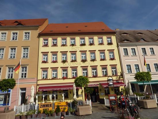 Hotel Goldener Anker: hotel