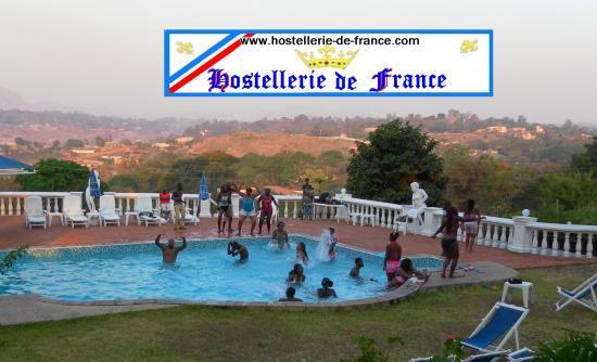 hostellerie de france restaurant: birthday
