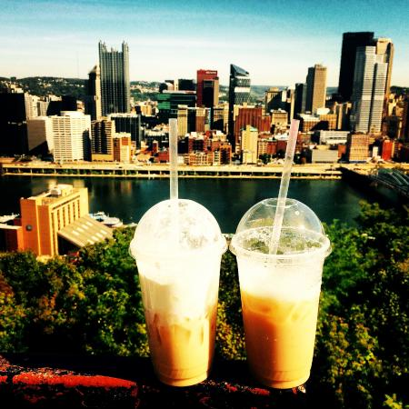 Grand Brew Iced Chia Lattes