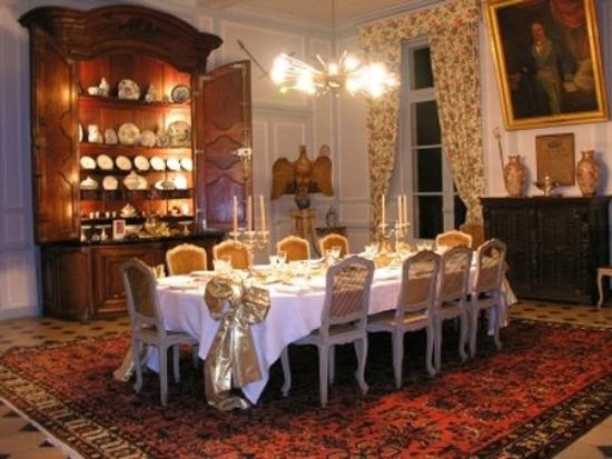 Chateau de la Barre: Gastronomy