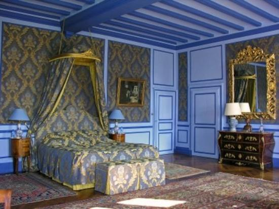 Chateau de la Barre: Room