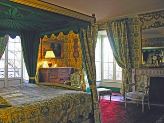Conflans-sur-Anille, Francia: Room