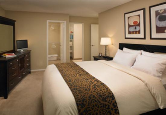 Manilow Suites at Millennium Park Plaza: Guest Room