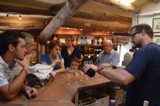 Celler Cal Menescal: Cata de vinos