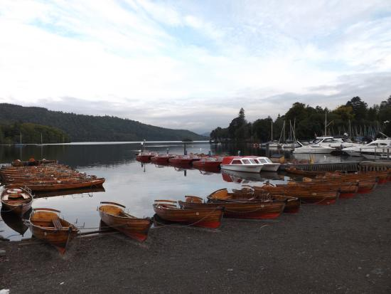 Bowness-on-Windermere, UK: boat rentals