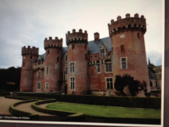 du c t de villebon avis de voyageurs sur chateau de villebon villebon tripadvisor. Black Bedroom Furniture Sets. Home Design Ideas