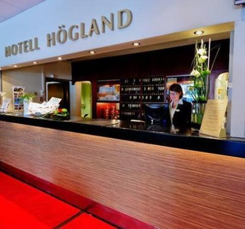 Hotel Hogland: Interior
