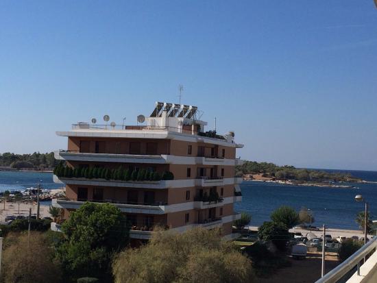 Four Seasons Hotel: вид