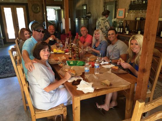 Wine Country Journeys LLC: Wine Country Lunch