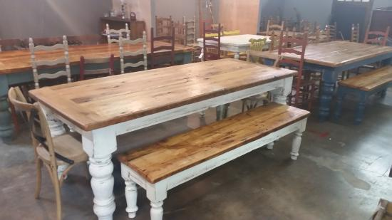 Superieur Ringgold Feed U0026 Seed Antiques: Handmade Farm Tables