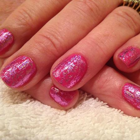 Cnd shellac 14 day manicure picture of cenote day spa for 186 davenport salon review