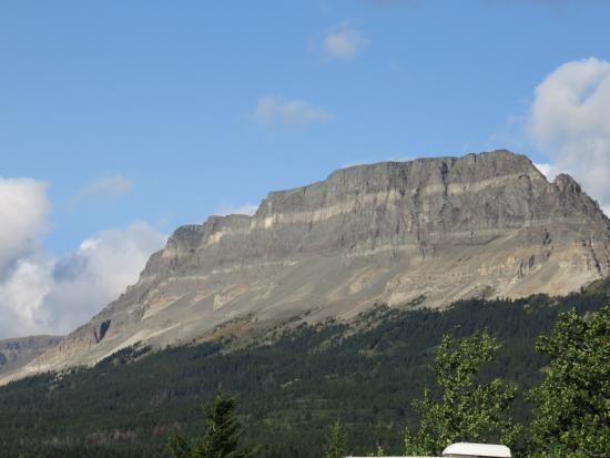 Rv Park Mountain Views Foto Van St Mary East Glacier