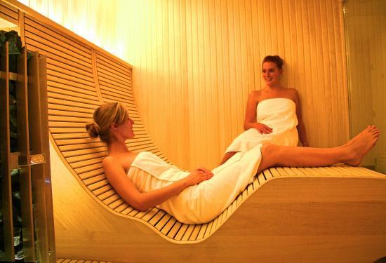 Sauna Aquarelle