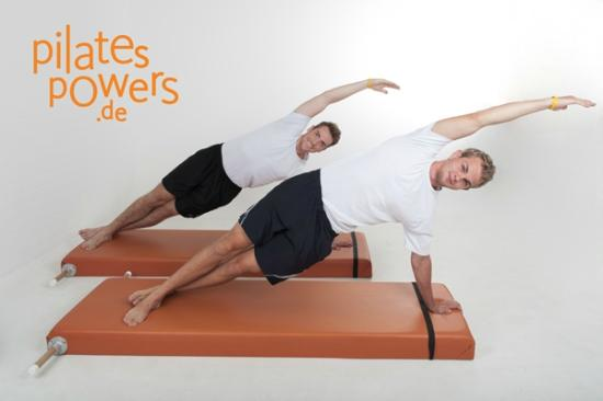Pilates-Powers