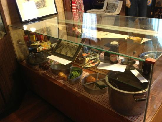 Oakdale Museum & History Center: Tribute to local agriculture and canning history