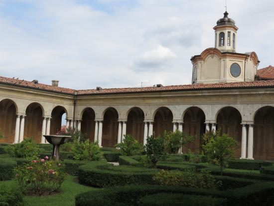 Giardino interno foto di museo di palazzo ducale - Giardino interno ...