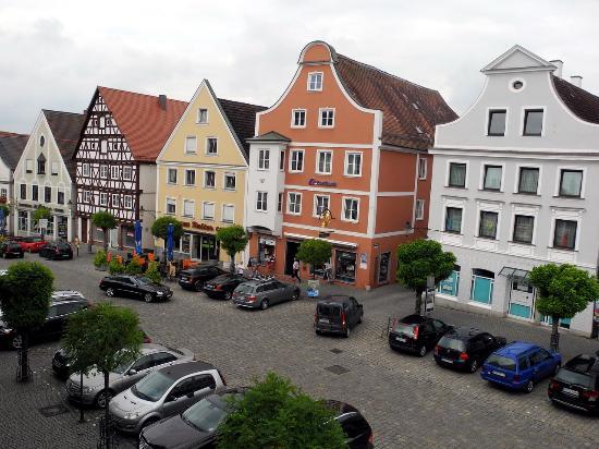 Brauereigasthof Munz Hotel Gunzburg Allemagne Avis Hôtel