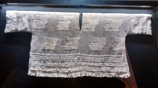 Bella pieza en Museo Amano - Lima