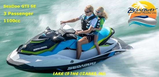 Lake of the Ozarks, MO: SeaDoo