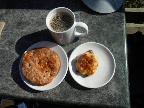 Barb's Bakery & Bistro : Ahhhh..... at last