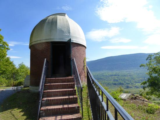 Hildene, The Lincoln Family Home: Robert Lincoln's observatory at Hildene