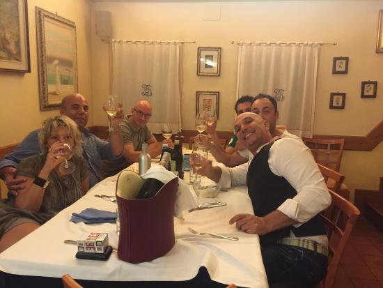 Ristorante Da Fernanda: Cena da fernanda ristorante a treviso