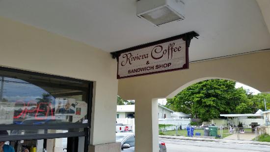 Riviera Sandwich Shop