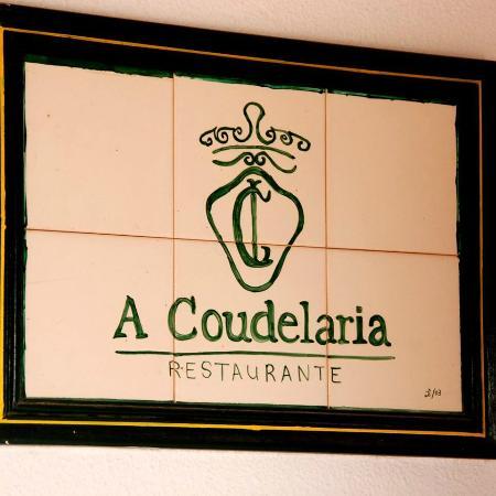 """A Coudelaria Restaurante: o nosso """" LOGO """""""