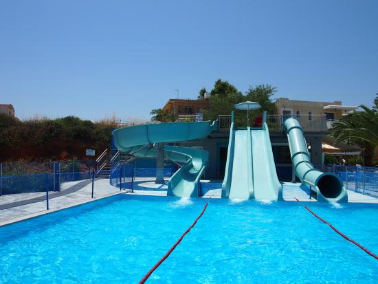 Kastalia Village & Saint Nikolas Hotel: the slides!!!