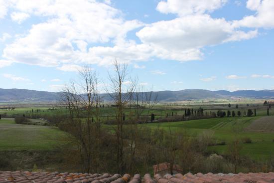 Hotel Castello: Panorama Terrazzo