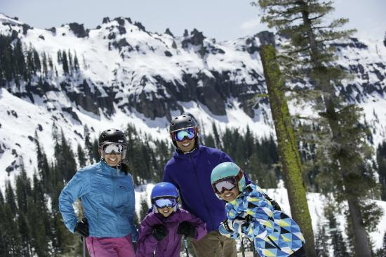 Sugar Bowl Resort: Great diversity of terrain for your family