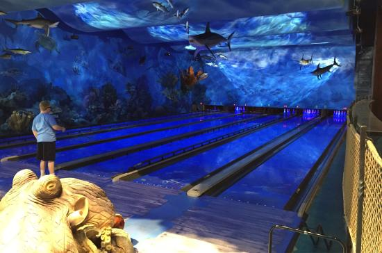 Bowling Lanes Picture Of Uncle Buck S Fish Bowl And Grill Round Rock Tripadvisor