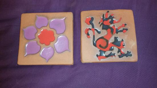 Silver Canyon Pottery : Finished product